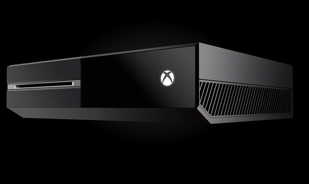 Annonce de la Xbox One