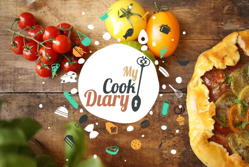 MyCookDiary : un réseau social gourmand