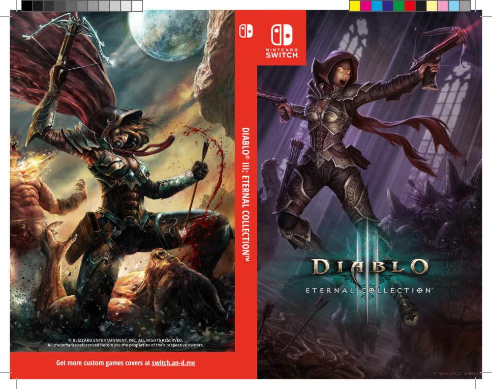 SwitchCustomGamesCovers_Diablo3EternalCollection_DemonHunter-1