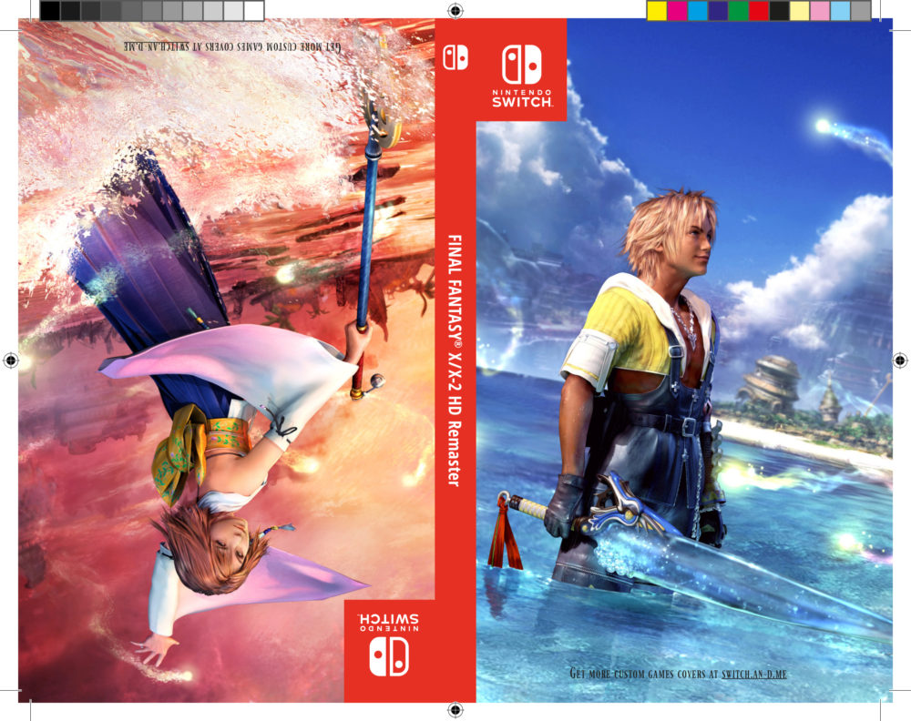 SwitchCustomGamesCovers_FinalFantasy_X-X2-HD