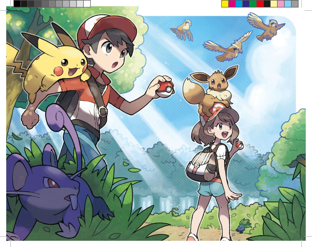 SwitchCustomGamesCovers_PokemonLetsGoPikachuJapanese-2
