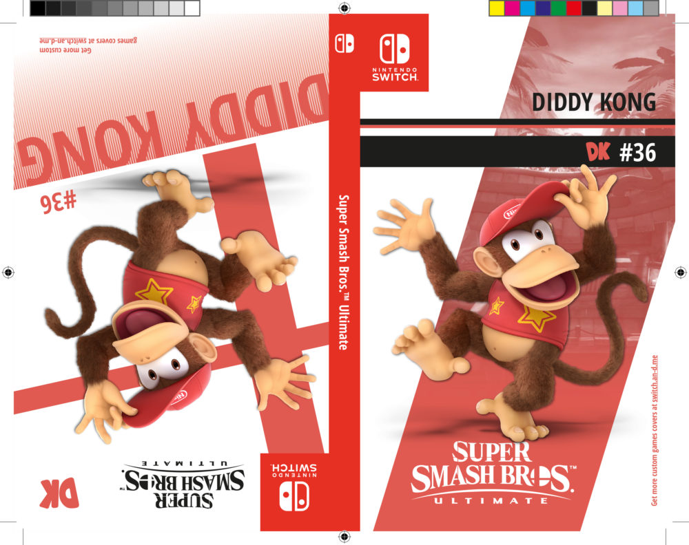 SwitchCustomGamesCovers_SSBU_Donkey-Kong-2