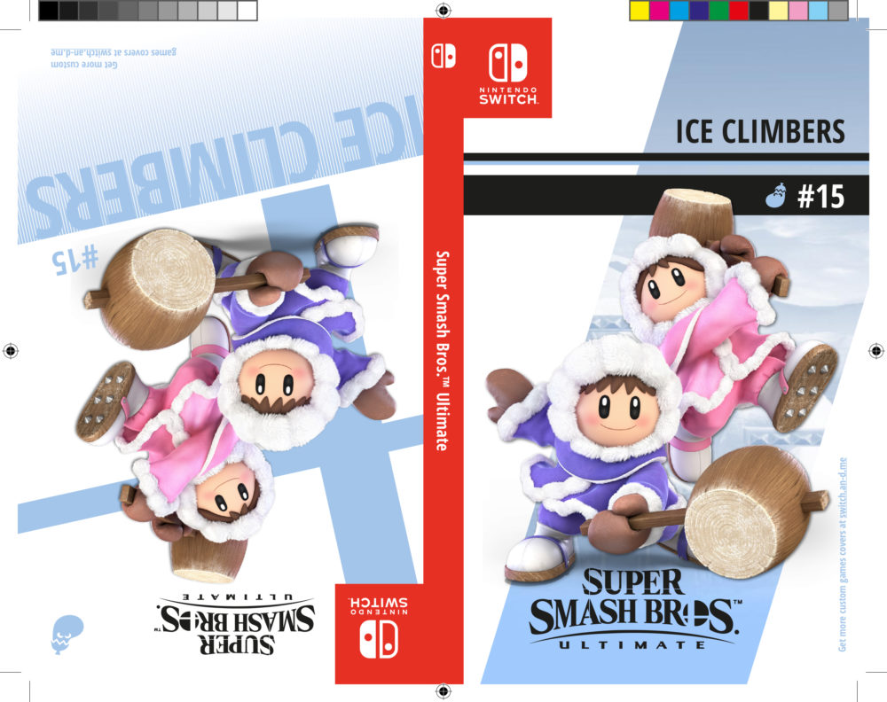 SwitchCustomGamesCovers_SSBU_Ice-Climber