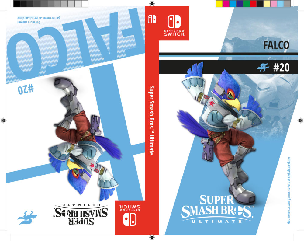 SwitchCustomGamesCovers_SSBU_StarFox-2