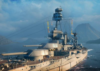 World of Warships - 1