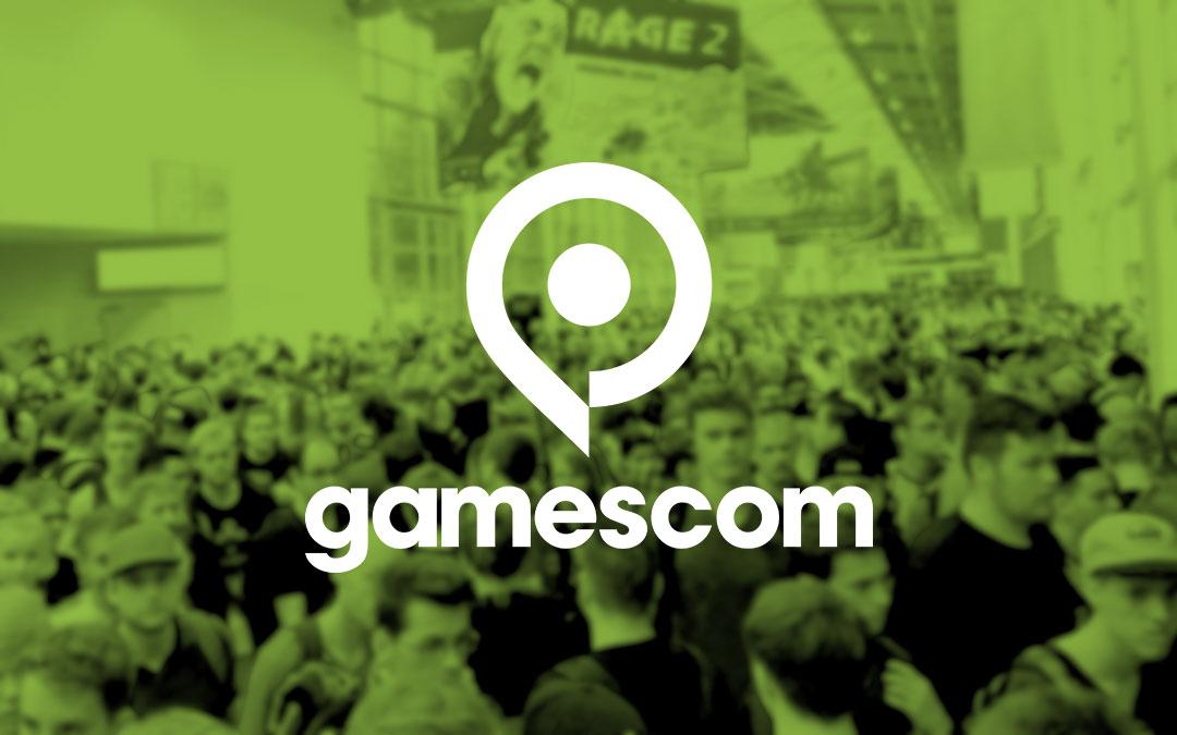 Je suis allé à la Gamescom !