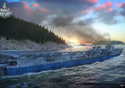 World of Warships - 3