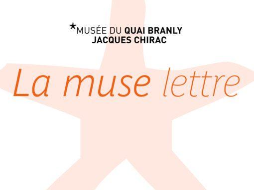 La muse lettre