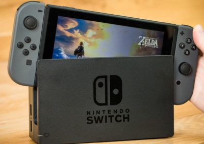 Couvertures personnalisées de jeux Switch